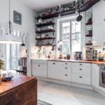 Хюгге в интерьере кухни - фото (4)