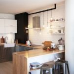 Хюгге в интерьере кухни - фото (6)