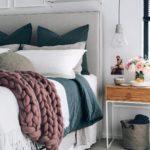 Хюгге в интерьере спальни - фото (3)