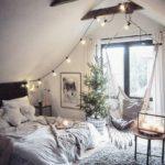 Хюгге в интерьере спальни - фото (4)