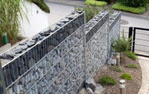 Забор из пергонов