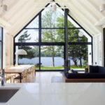 Загородный дом на берегу озера - фото (7)