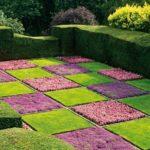 Модульный цветник в ландшафтном дизайне