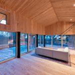Одноэтажный дом в скандинавском стиле - фото (11)