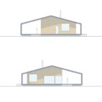 Одноэтажный дом в скандинавском стиле - фото (12)