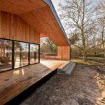 Одноэтажный дом в скандинавском стиле - фото (2)