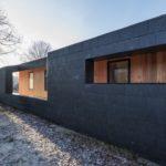 Одноэтажный дом в скандинавском стиле - фото (7)