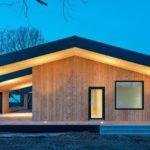 Одноэтажный дом в скандинавском стиле - фото (8)