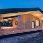 Одноэтажный дом в скандинавском стиле - фото (9)