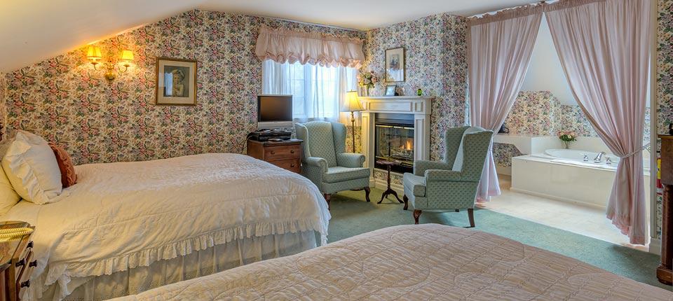 Декор для спальни в стиле прованс