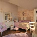 Детская спальня в стиле прованс - фото (10)