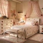 Детская спальня в стиле прованс - фото (12)