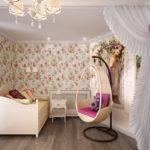 Детская спальня в стиле прованс - фото (2)