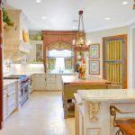 Дизайн кухни в стиле прованс - фото (13)