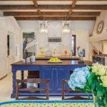 Дизайн кухни в стиле прованс - фото (14)