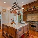 Дизайн кухни в стиле прованс - фото (15)
