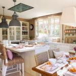 Дизайн кухни в стиле прованс - фото (18)