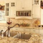 Дизайн кухни в стиле прованс - фото (19)