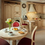 Дизайн кухни в стиле прованс - фото (2)