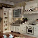Дизайн кухни в стиле прованс - фото (28)