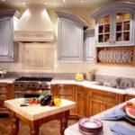 Дизайн кухни в стиле прованс - фото (3)