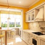Дизайн кухни в стиле прованс - фото (34)