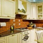 Дизайн кухни в стиле прованс - фото (5)
