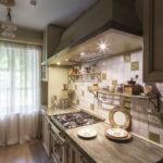 Дизайн кухни в стиле прованс - фото (6)