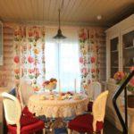 Дизайн кухни в стиле прованс - фото (7)