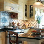 Дизайн кухни в стиле прованс - фото (8)