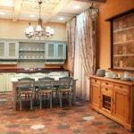 Дизайн кухни в стиле прованс - фото (9)
