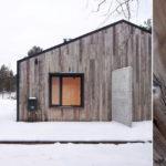 Коттедж в скандинавском стиле - фото (6)