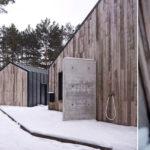 Коттедж в скандинавском стиле - фото (7)