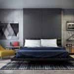 Кровать для спальни-лофт