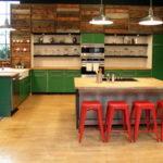 Кухня в стиле лофт - фото (11)