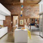 Кухня в стиле лофт - фото (12)