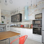 Кухня в стиле лофт - фото (14)
