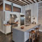 Кухня в стиле лофт - фото (17)