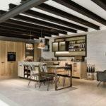 Кухня в стиле лофт - фото (21)