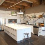 Кухня в стиле лофт - фото (22)