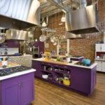 Кухня в стиле лофт - фото (23)