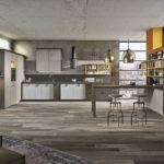 Кухня в стиле лофт - фото (24)
