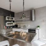 Кухня в стиле лофт - фото (26)