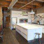 Кухня в стиле лофт - фото (30)
