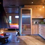 Кухня в стиле лофт - фото (31)