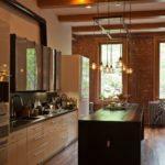 Кухня в стиле лофт - фото (32)
