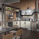 Кухня в стиле лофт - фото (33)