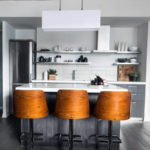 Кухня в стиле лофт - фото (35)