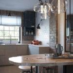 Кухня в стиле лофт - фото (39)