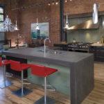 Кухня в стиле лофт - фото (40)